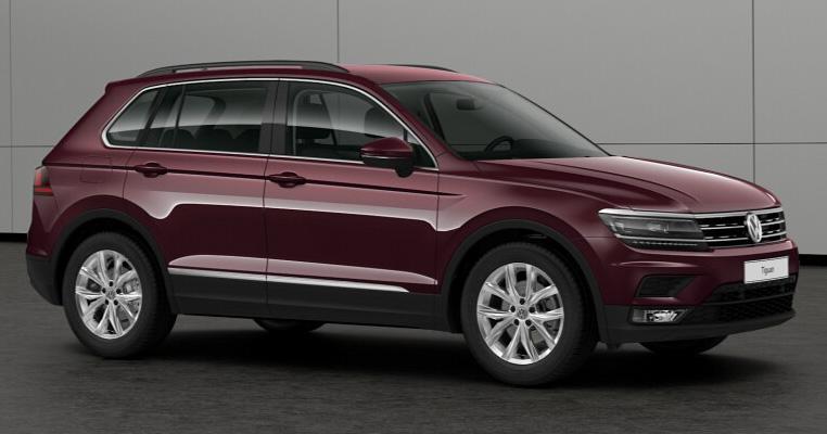 添新车身颜色 本地组装 Volkswagen Tiguan 将加速生产。 Volkswagen Tiguan