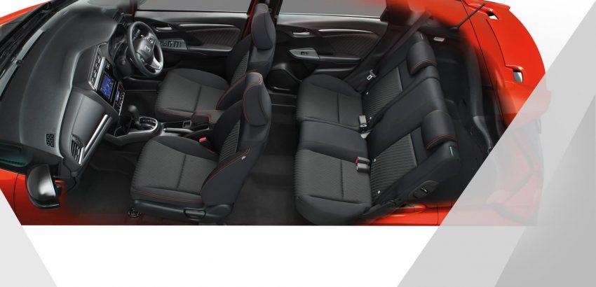 小改款 Honda Jazz 泰国全球首发,售价从RM 70K起。 Image #30167