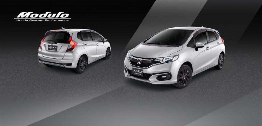 小改款 Honda Jazz 泰国全球首发,售价从RM 70K起。 Image #30168