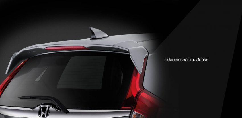小改款 Honda Jazz 泰国全球首发,售价从RM 70K起。 Image #30177