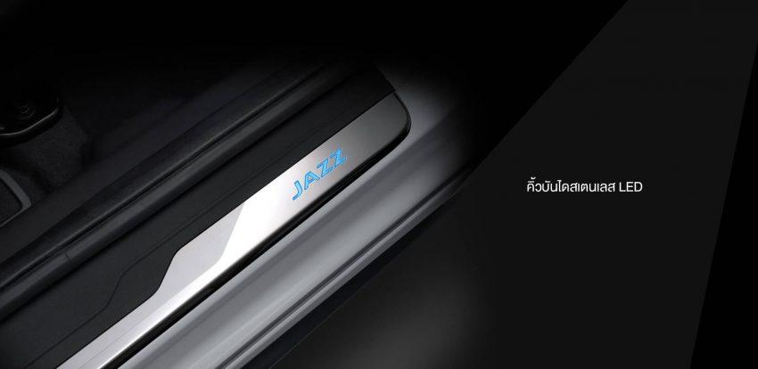 小改款 Honda Jazz 泰国全球首发,售价从RM 70K起。 Image #30181