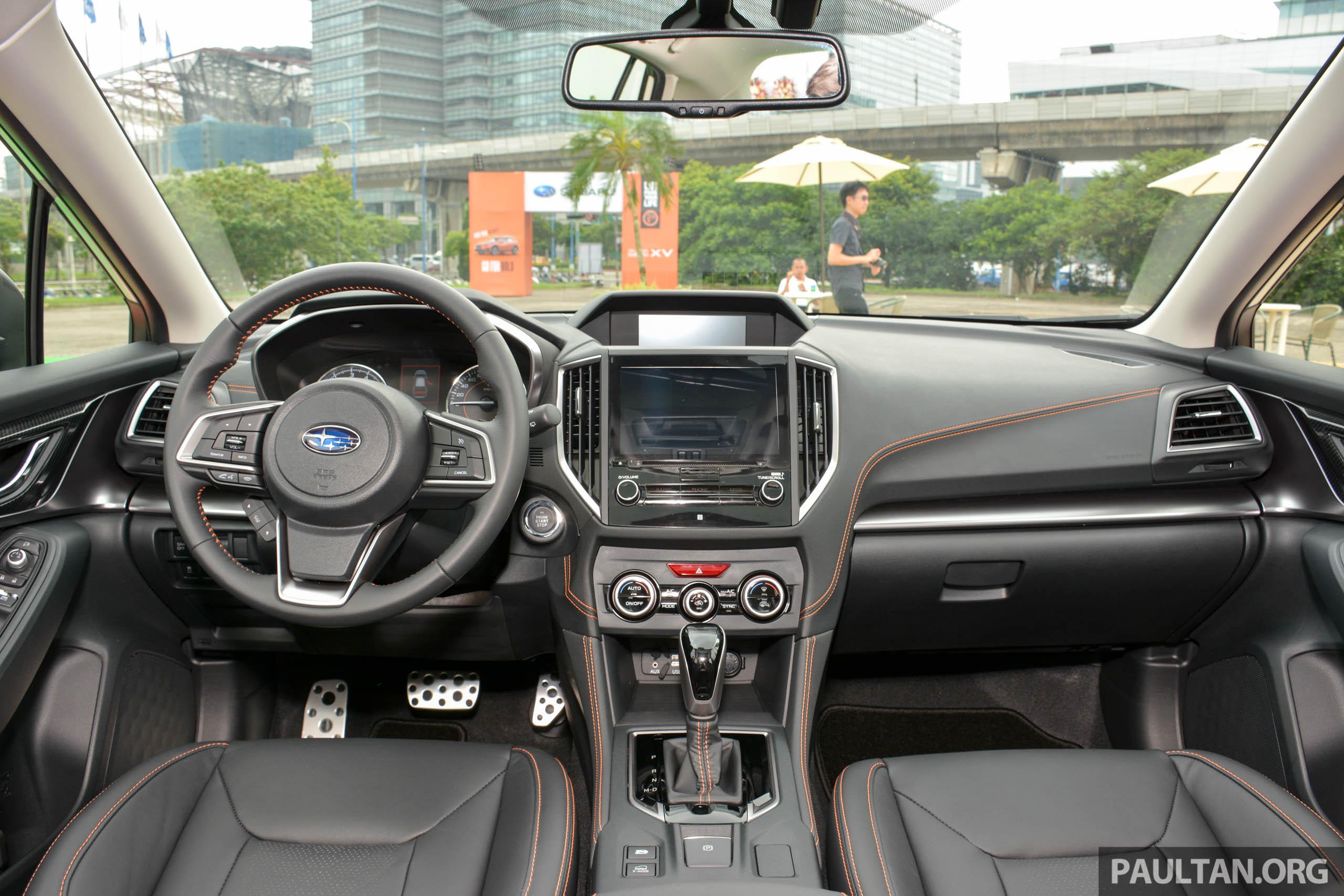 2017 Subaru Xv 2017 Subaru Xv