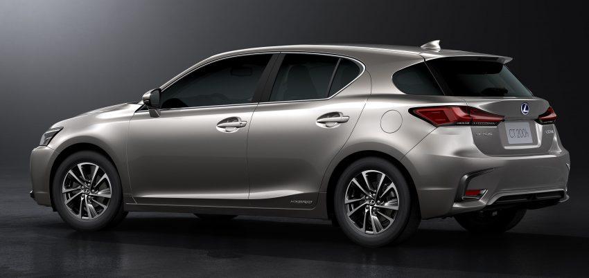Lexus CT 200h 再次小改款,主被动安全配备更丰富。 Image #33014