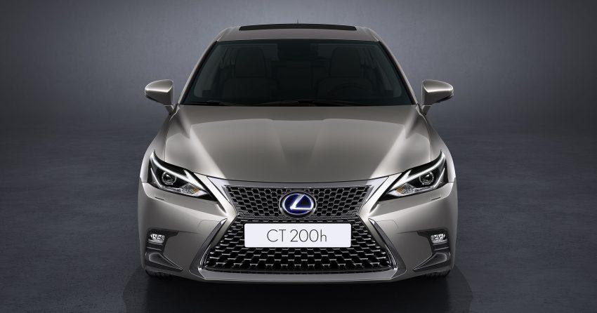 Lexus CT 200h 再次小改款,主被动安全配备更丰富。 Image #33006