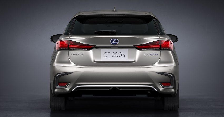 Lexus CT 200h 再次小改款,主被动安全配备更丰富。 Image #33007