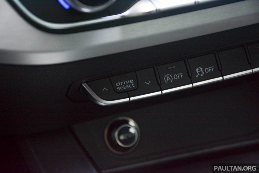 试驾:Audi A4 2.0 quattro & 1.4 TFSI,高低配的差异。 Image #33706