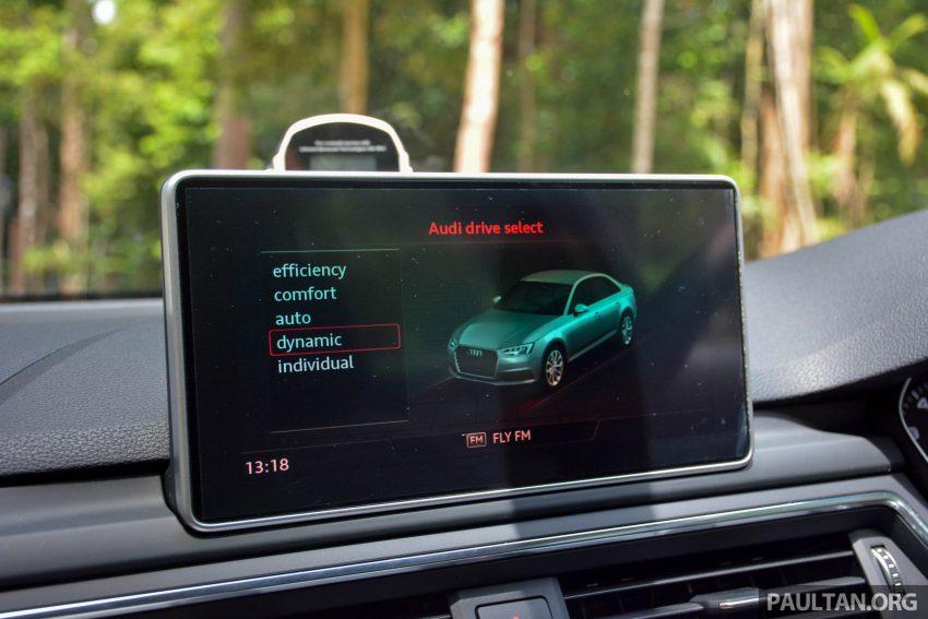 试驾:Audi A4 2.0 quattro & 1.4 TFSI,高低配的差异。 Image #33707