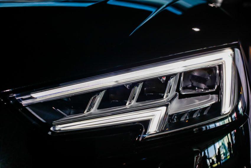 试驾:Audi A4 2.0 quattro & 1.4 TFSI,高低配的差异。 Image #33745