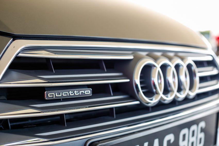 试驾:Audi A4 2.0 quattro & 1.4 TFSI,高低配的差异。 Image #33747