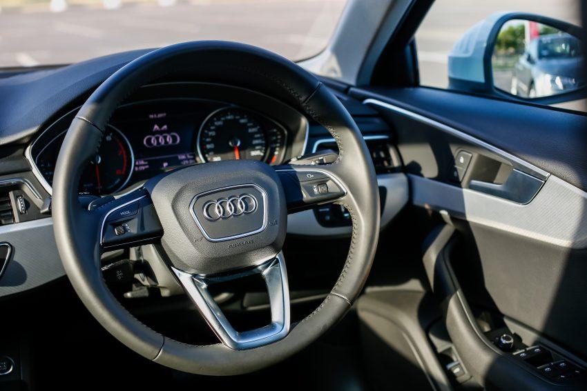 试驾:Audi A4 2.0 quattro & 1.4 TFSI,高低配的差异。 Image #33750