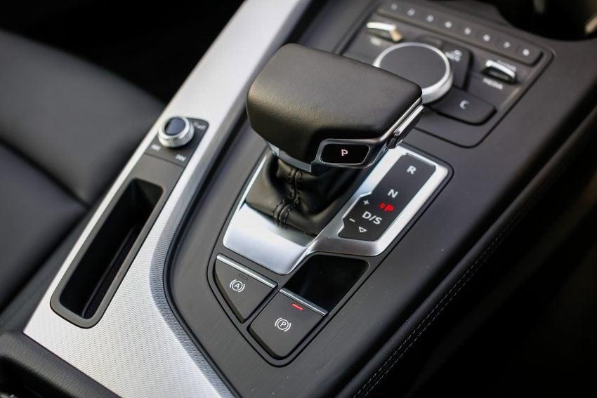 试驾:Audi A4 2.0 quattro & 1.4 TFSI,高低配的差异。 Image #33751