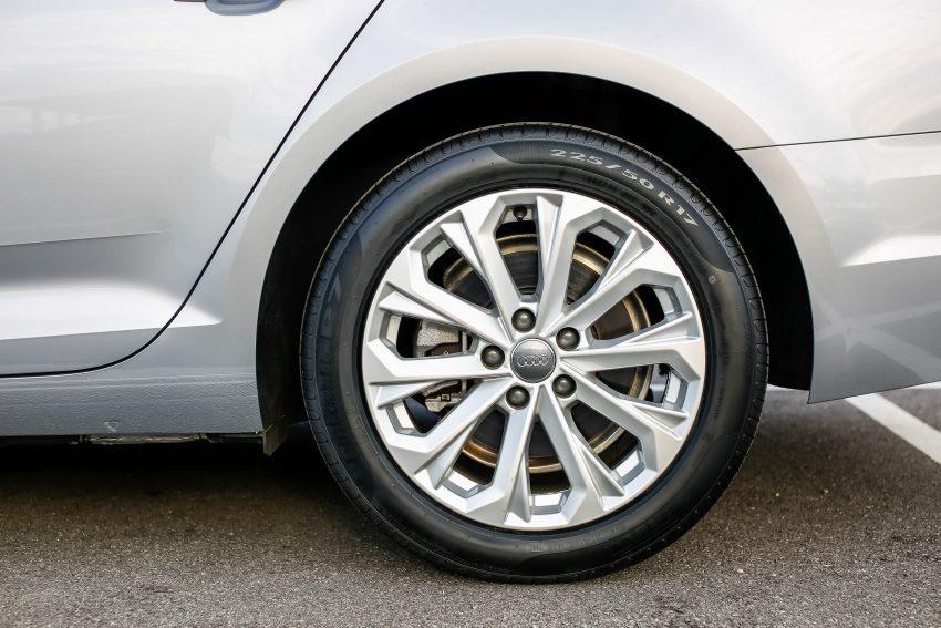 试驾:Audi A4 2.0 quattro & 1.4 TFSI,高低配的差异。 Image #33752