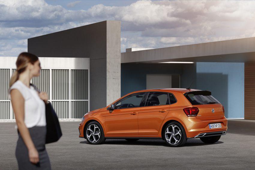德国原厂发布全新 Volkswagen Polo,9月车展正式亮相。 Image #33144