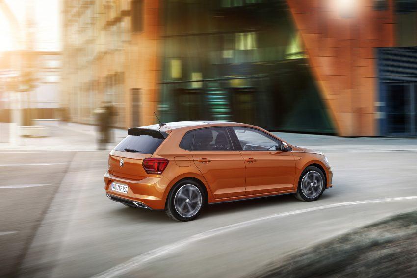 德国原厂发布全新 Volkswagen Polo,9月车展正式亮相。 Image #33147