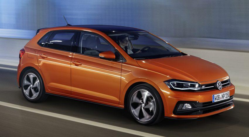 德国原厂发布全新 Volkswagen Polo,9月车展正式亮相。 Image #33148