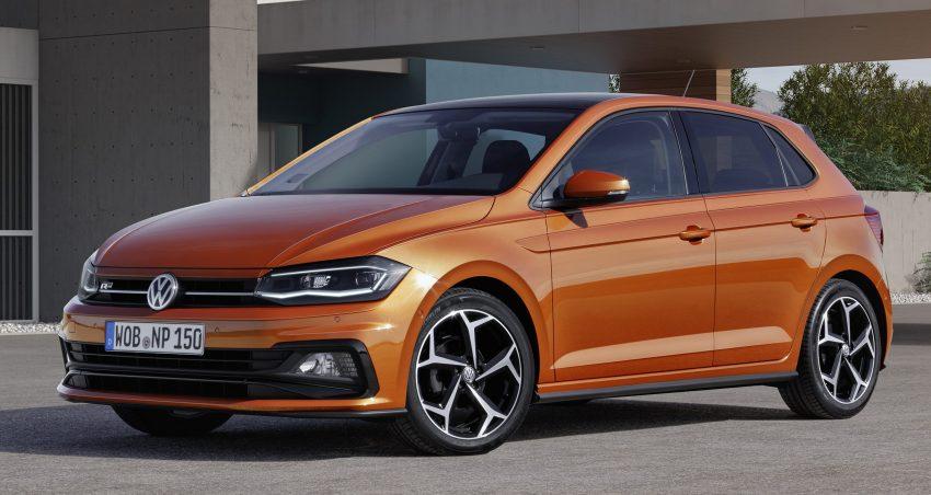 德国原厂发布全新 Volkswagen Polo,9月车展正式亮相。 Image #33149
