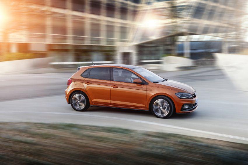 德国原厂发布全新 Volkswagen Polo,9月车展正式亮相。 Image #33162