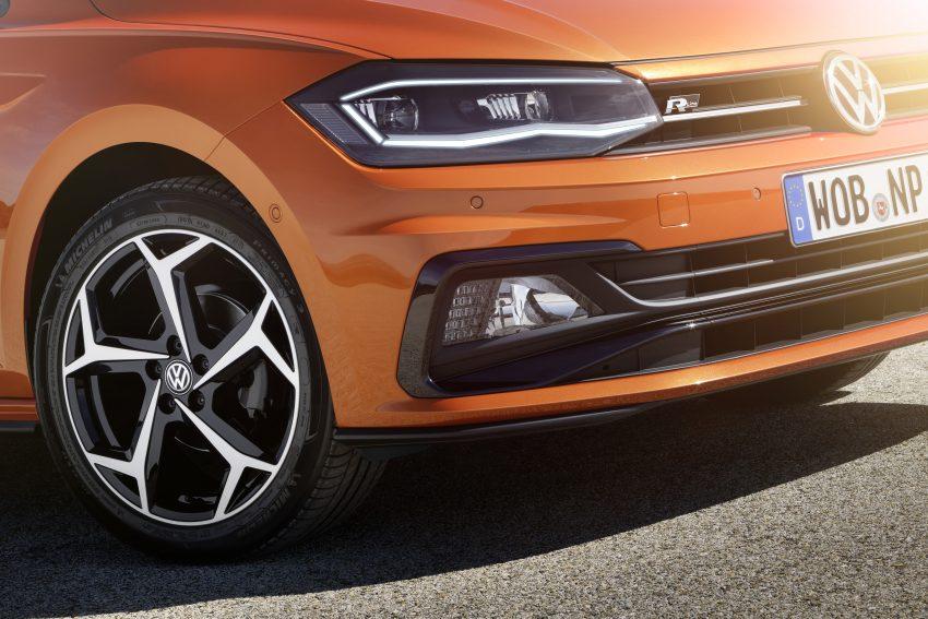 德国原厂发布全新 Volkswagen Polo,9月车展正式亮相。 Image #33151