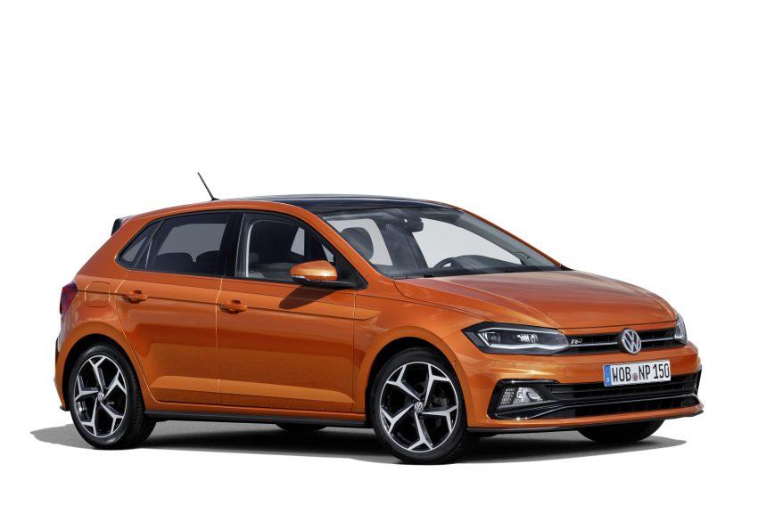 德国原厂发布全新 Volkswagen Polo,9月车展正式亮相。 Image #33153