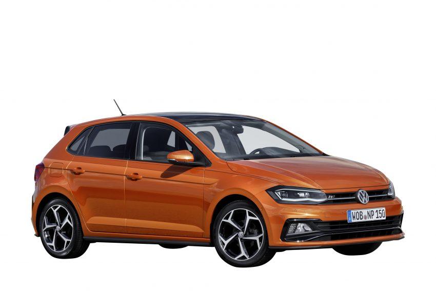 德国原厂发布全新 Volkswagen Polo,9月车展正式亮相。 Image #33154