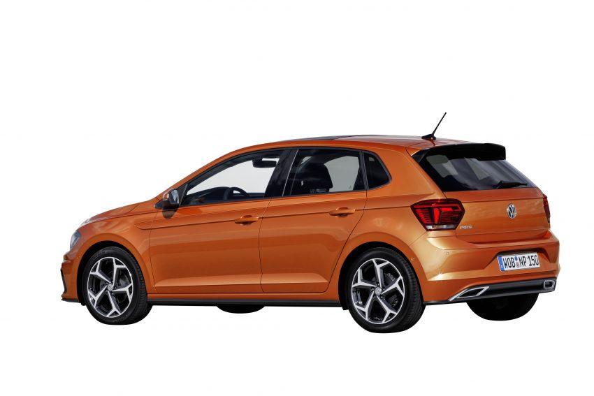 德国原厂发布全新 Volkswagen Polo,9月车展正式亮相。 Image #33155