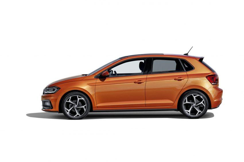 德国原厂发布全新 Volkswagen Polo,9月车展正式亮相。 Image #33156