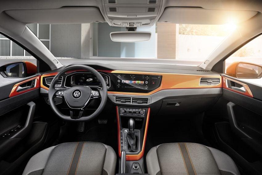 德国原厂发布全新 Volkswagen Polo,9月车展正式亮相。 Image #33160