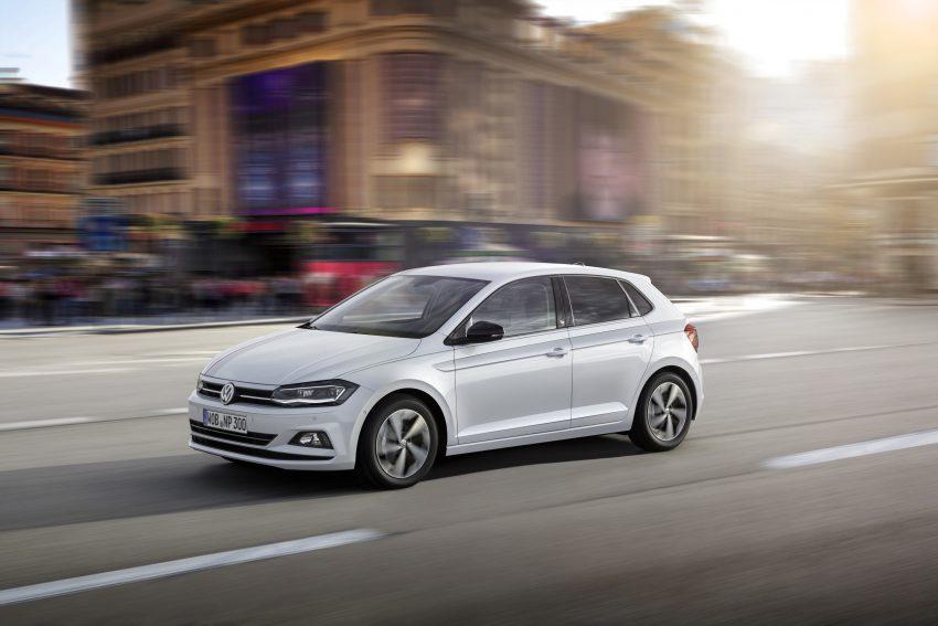 德国原厂发布全新 Volkswagen Polo,9月车展正式亮相。 Image #33186