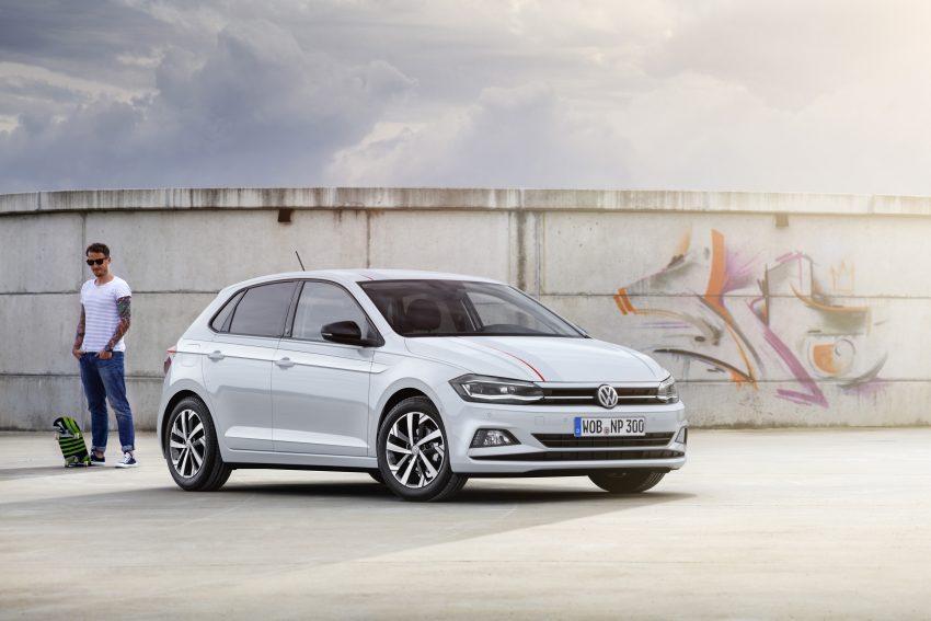 德国原厂发布全新 Volkswagen Polo,9月车展正式亮相。 Image #33188