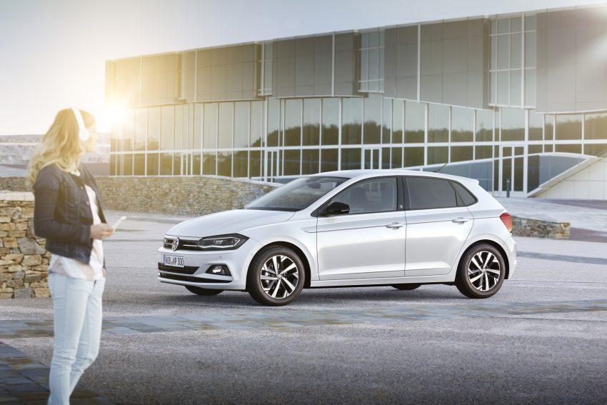 德国原厂发布全新 Volkswagen Polo,9月车展正式亮相。 Image #33189