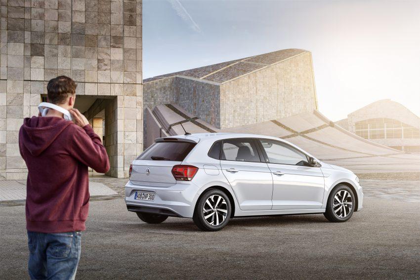 德国原厂发布全新 Volkswagen Polo,9月车展正式亮相。 Image #33190
