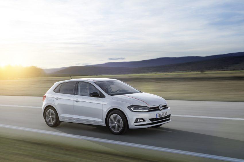德国原厂发布全新 Volkswagen Polo,9月车展正式亮相。 Image #33192