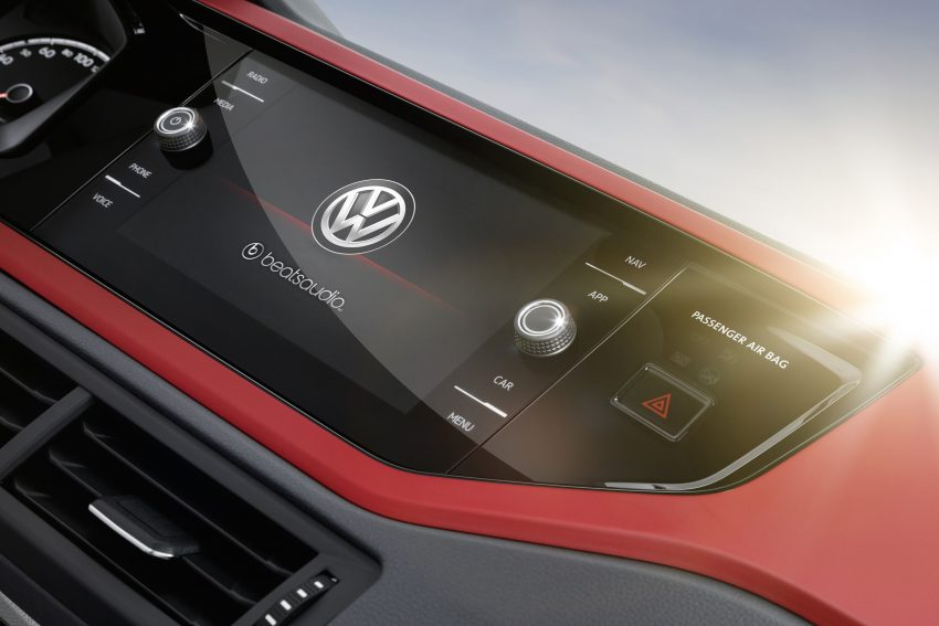 德国原厂发布全新 Volkswagen Polo,9月车展正式亮相。 Image #33195