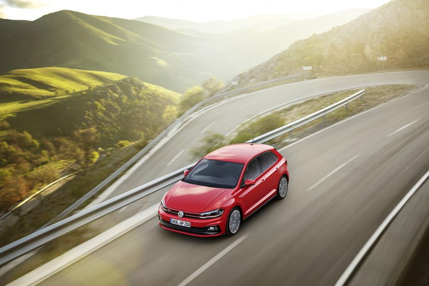 Der neue Volkswagen Polo GTI Image #33204