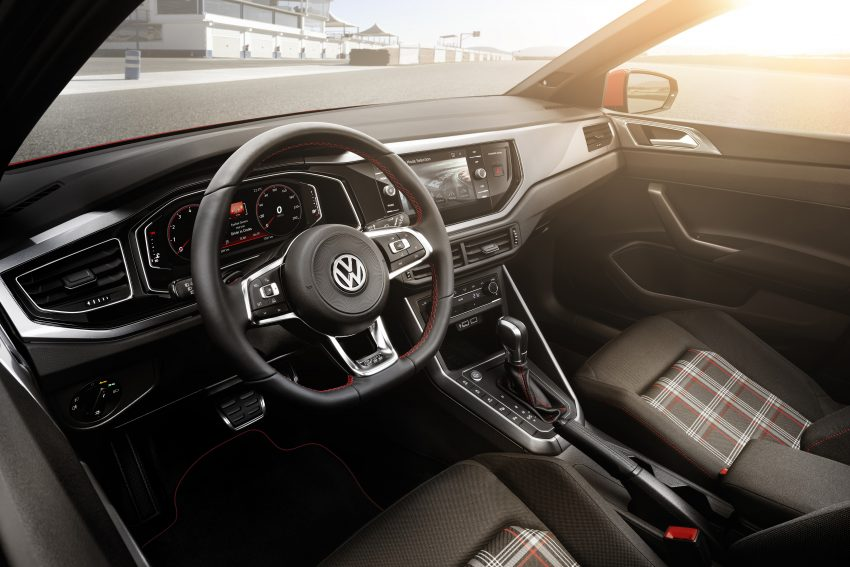 Der neue Volkswagen Polo GTI Image #33217
