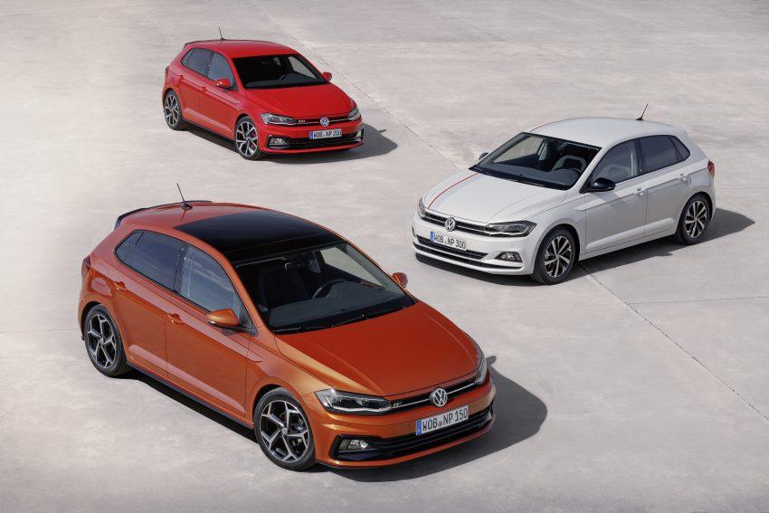 德国原厂发布全新 Volkswagen Polo,9月车展正式亮相。 Image #33165