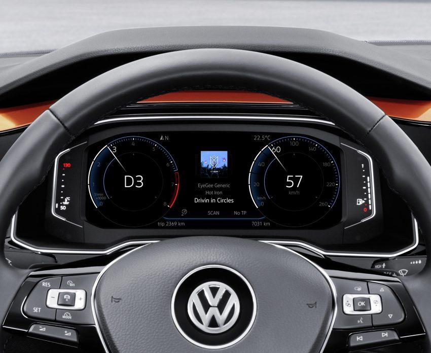 德国原厂发布全新 Volkswagen Polo,9月车展正式亮相。 Image #33166