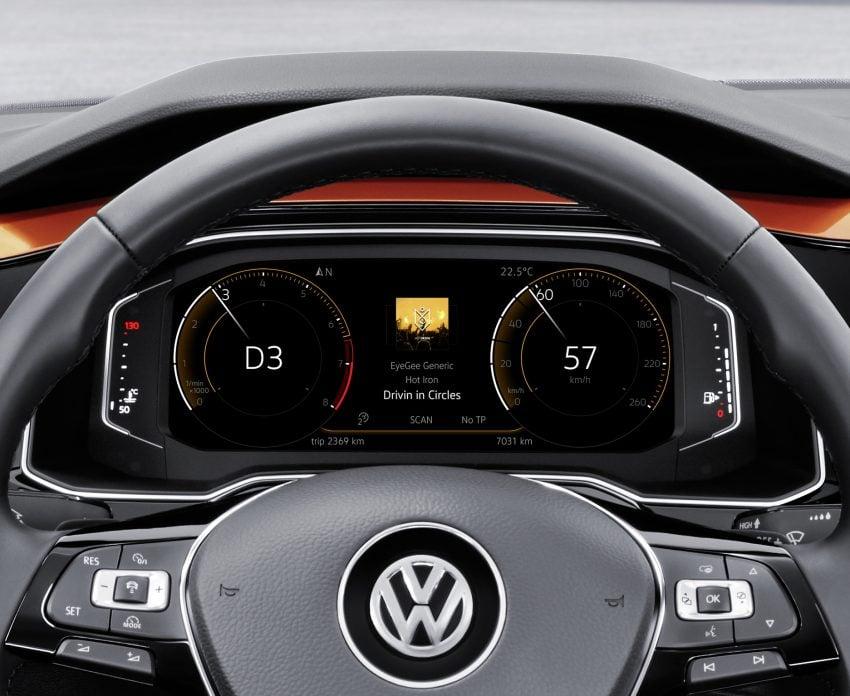 德国原厂发布全新 Volkswagen Polo,9月车展正式亮相。 Image #33168