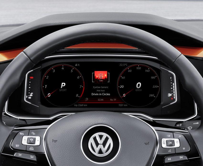 德国原厂发布全新 Volkswagen Polo,9月车展正式亮相。 Image #33170