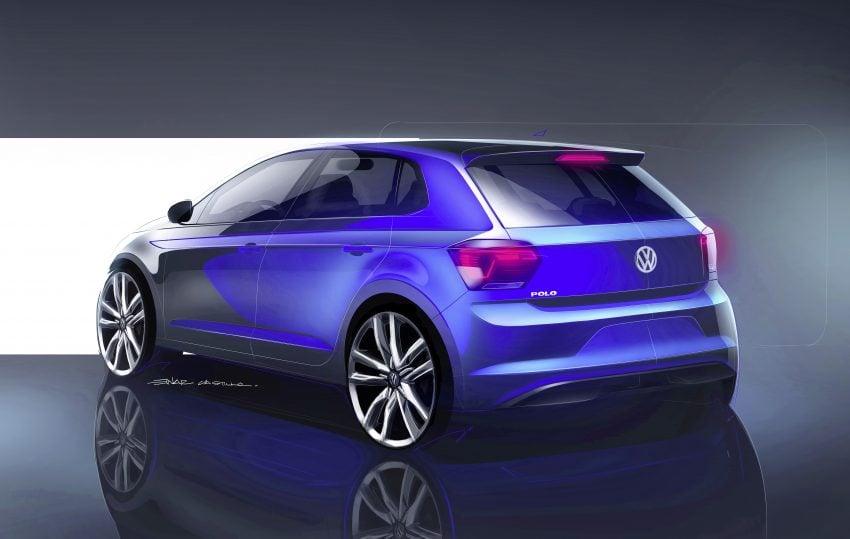德国原厂发布全新 Volkswagen Polo,9月车展正式亮相。 Image #33174