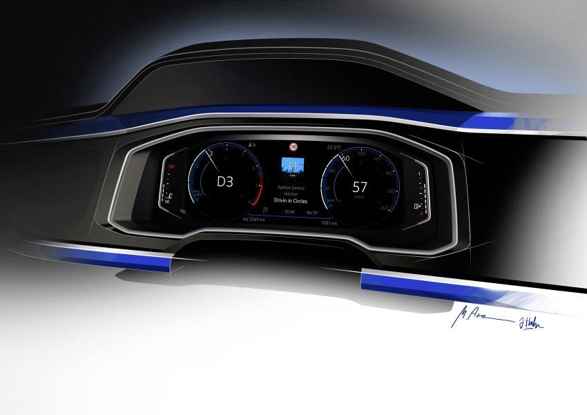 德国原厂发布全新 Volkswagen Polo,9月车展正式亮相。 Image #33178