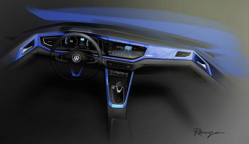 德国原厂发布全新 Volkswagen Polo,9月车展正式亮相。 Image #33179