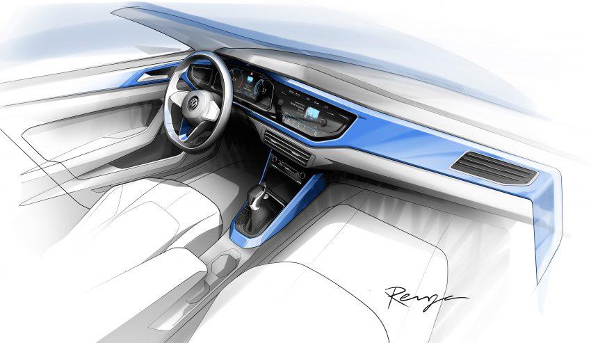 德国原厂发布全新 Volkswagen Polo,9月车展正式亮相。 Image #33180