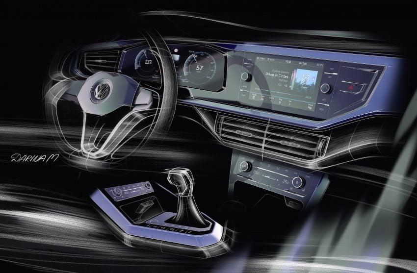 德国原厂发布全新 Volkswagen Polo,9月车展正式亮相。 Image #33182