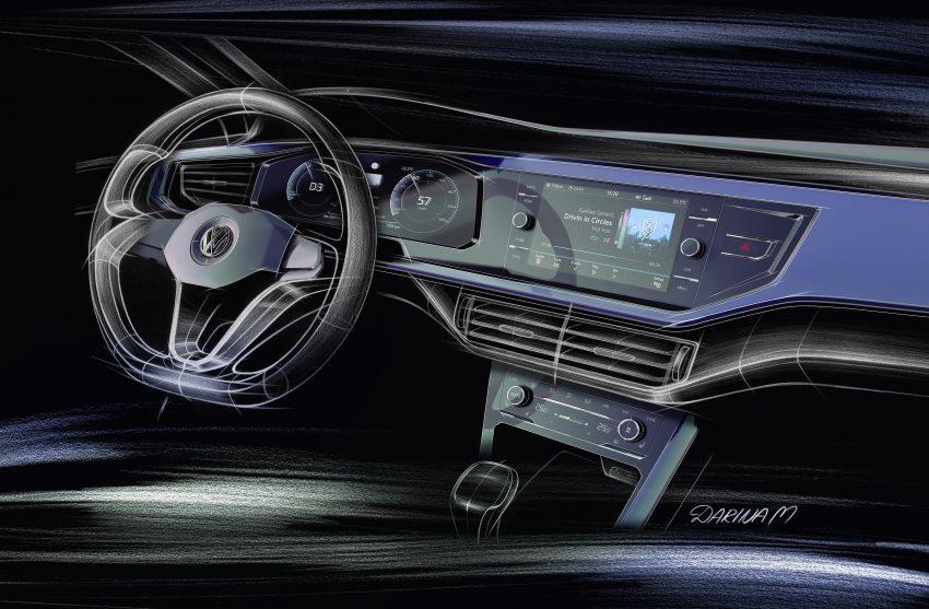 德国原厂发布全新 Volkswagen Polo,9月车展正式亮相。 Image #33183