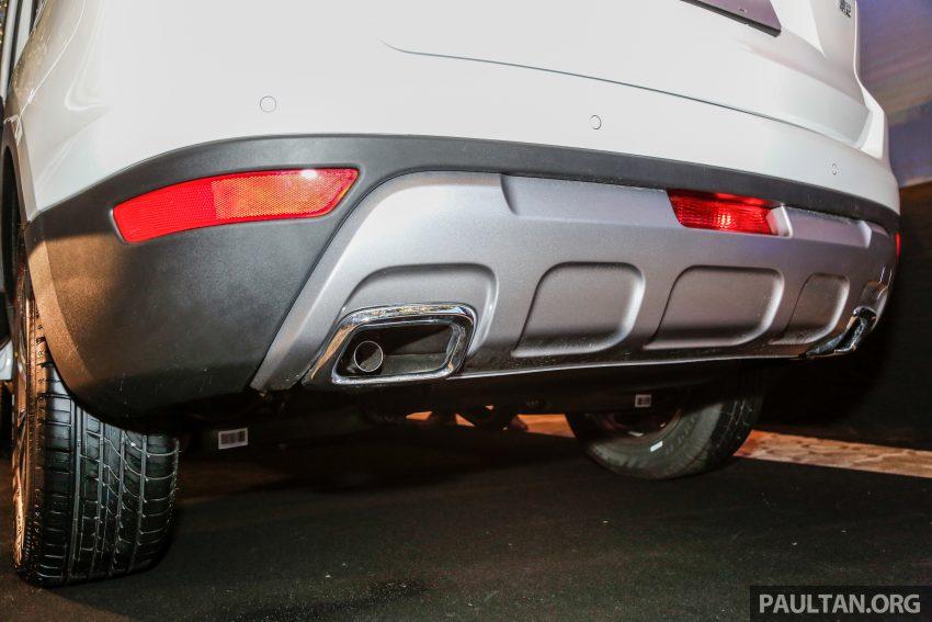 DRB-Hicom 与吉利签约现场,吉利博越 SUV 公开展示。 Image #33926