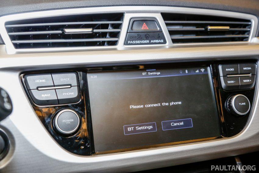 DRB-Hicom 与吉利签约现场,吉利博越 SUV 公开展示。 Image #33944