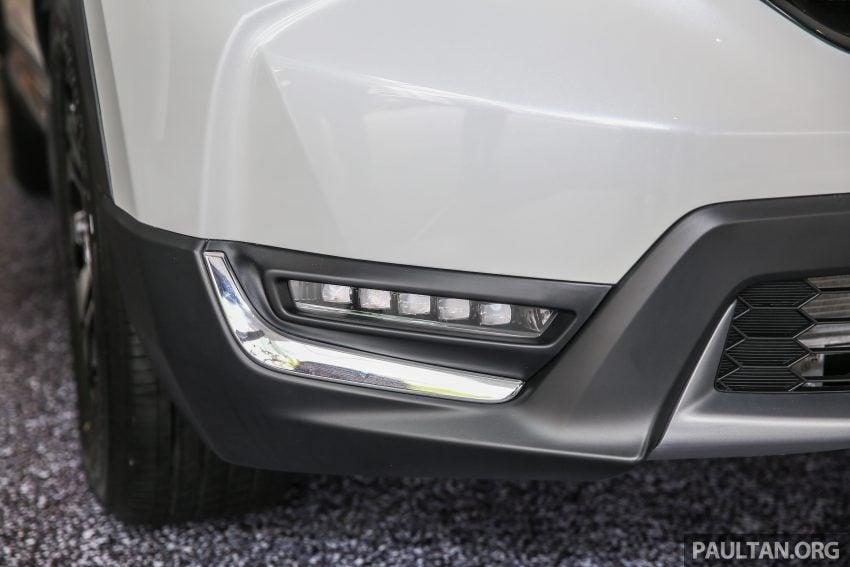 新车图集:全新 Honda CR-V 周日在槟城公开展示。 Image #31849