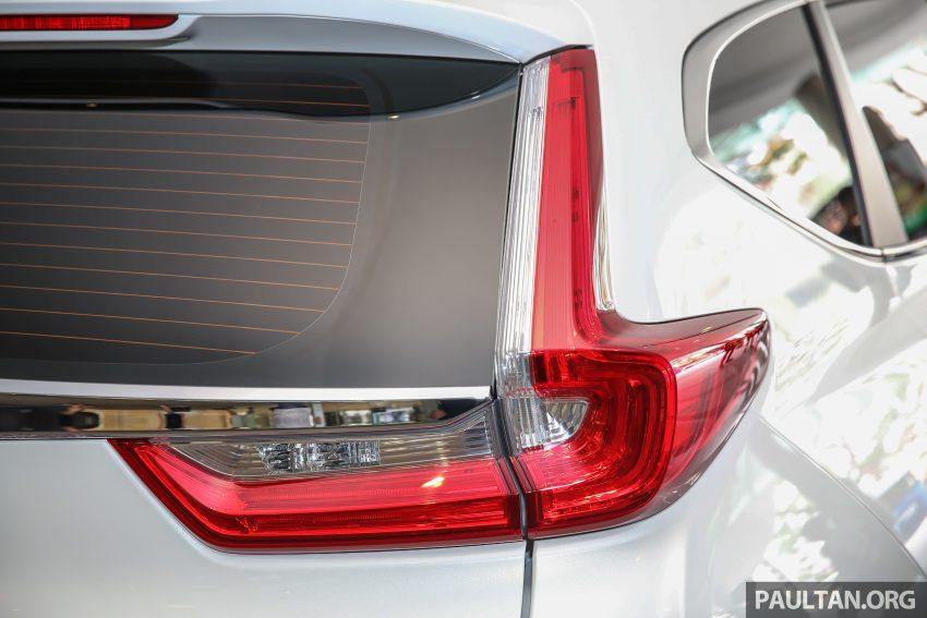新车图集:全新 Honda CR-V 周日在槟城公开展示。 Image #31858