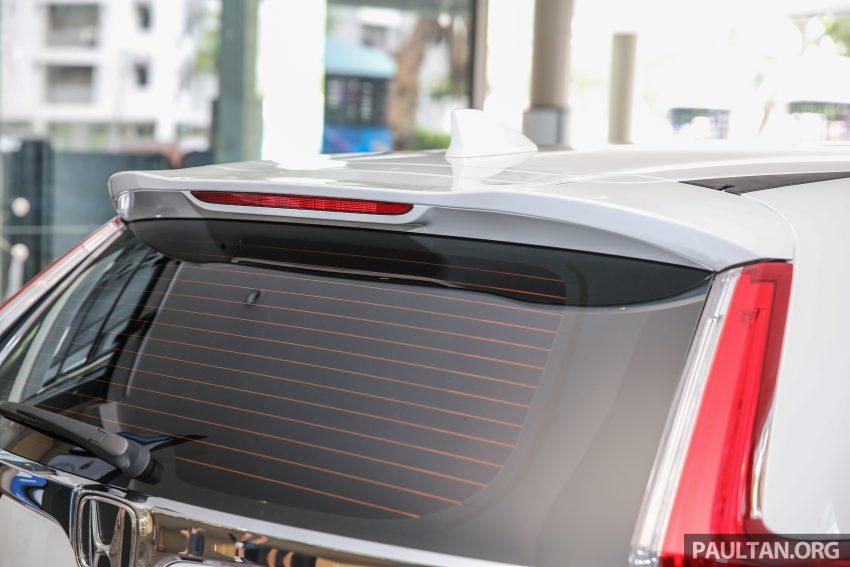 新车图集:全新 Honda CR-V 周日在槟城公开展示。 Image #31863